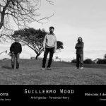 Guille Wood en el Andorra: 3 de Julio