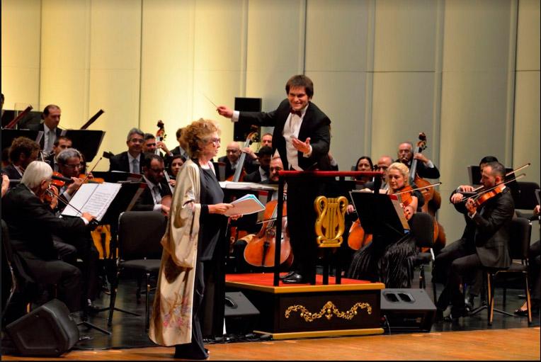 La Orquesta Sinfónica del Uruguay junto a Norma Aleandro se presentarán en la Sala Sinfónica del CCK, con entrada gratuita.