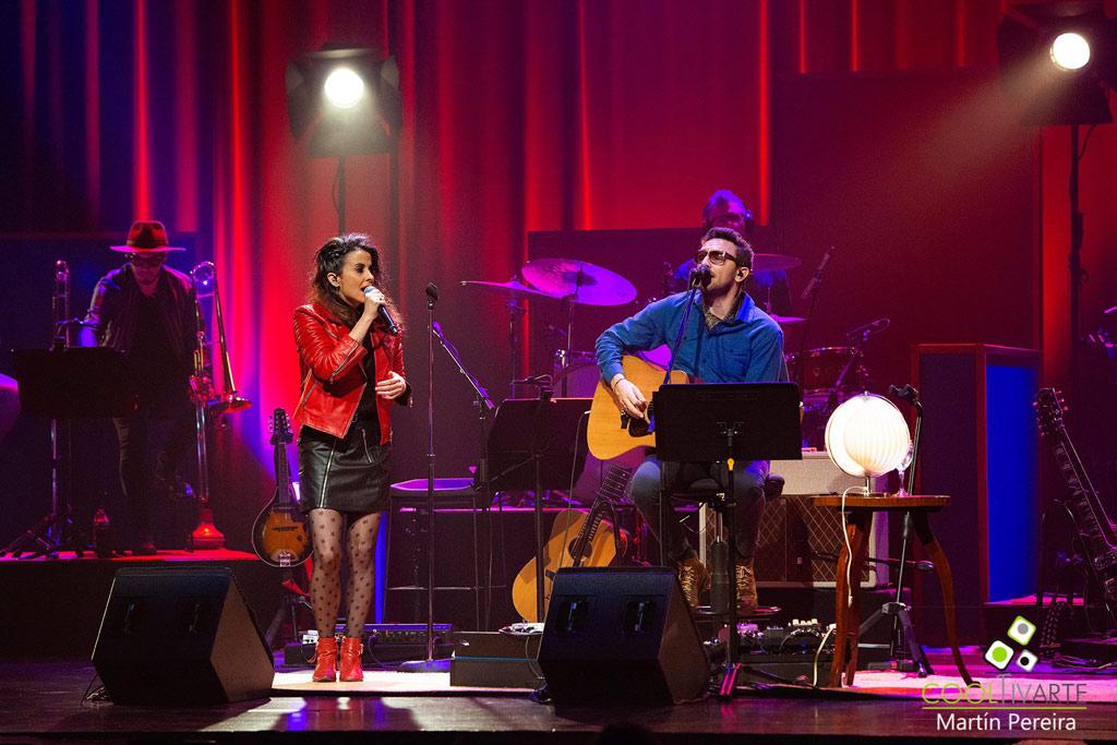 NTVG – No te va gustar Otras Canciones - 25 años Apertura: Martina Lanzaro - Florencia Lanzaro Auditorio Nacional del Sodre - 11 y 12 de junio de 2019