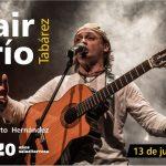 Odair Tabárez en Espacio Felisberto Hernández