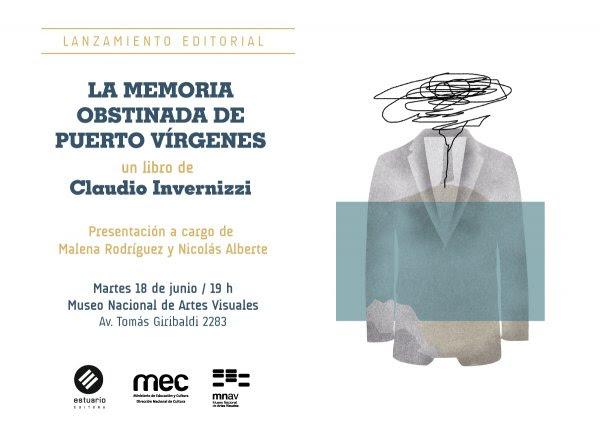 """""""La Memoria Obstinada"""" es el primer libro de la trilogía de Puerto Vírgenes."""