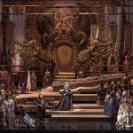 Estrenó Turandot en el Teatro Colón