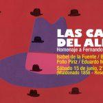 Las calles del alma – Homenaje a Fernando Pessoa 2019 – 15 de junio – Tribu