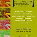 Tercera entrega – sitio de poesía en Fundación Mario Benedetti
