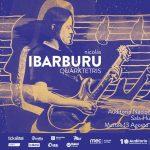 """Ciclo Cuerdas – Nicolás Ibarburu presenta """"Quarktetris"""""""