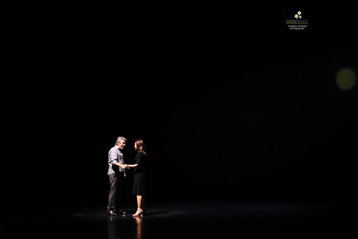 Escenas de la vida conyugal - Ricardo Darín - Andrea Pietra - Julio 2019 - Auditorio Nacional del Sodre - Foto © Andrea Silvera www.cooltivarte.com