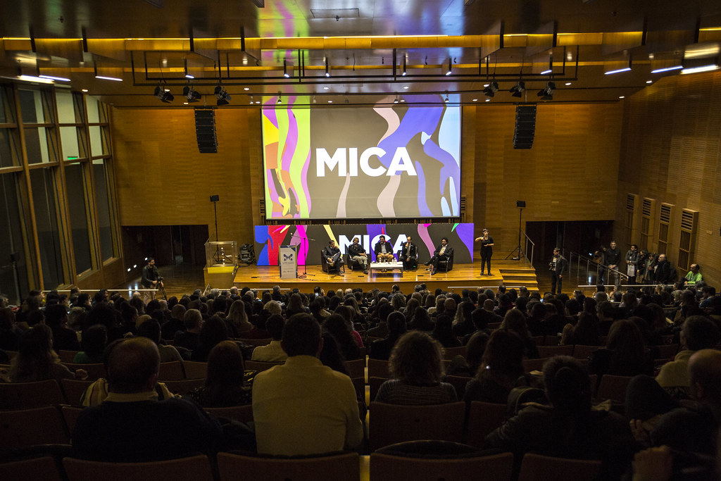 Buenos Aires, 28 de julio de 2019 - Acto inaugural del Mercado de Industrias Creativas Argentinas 2019 en el Centro Cultual de la Ciencia.rrFotos: Soledad Amarilla / Secretaría de Cultura de la Nación.