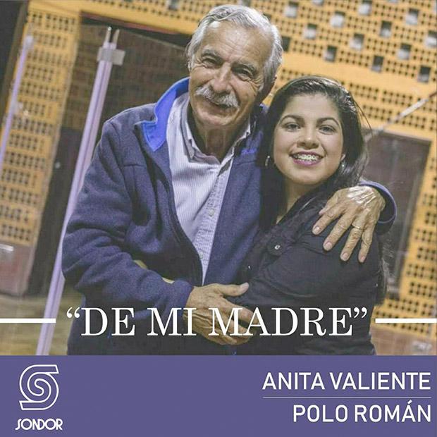 """Anita Valiente """"La Uruguayita"""", y Polo Román """"El Chalchalero"""""""