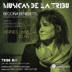 Begoña Benedetti en Músicas de la Tribu