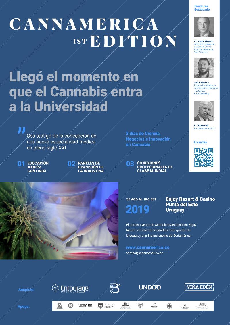 CANNAMERICA - cannabis medicinal