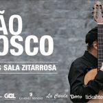 João Bosco, la estrella de oro de Brasil, ¡vuelve a Uruguay!