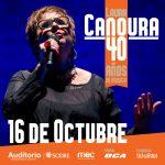 LAURA CANOURA celebra 40 AÑOS DE MÚSICA – 16 DE OCTUBRE