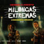 Milongas Extremas a España con «Vámonos a grabar»