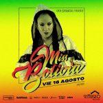 Miss Bolivia – 16 de agosto en la Sala del Museo