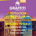 TU VOTO DECIDE EN LOS PREMIOS GRAFFITI 2019