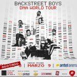 BACKSTREET BOYS – NUEVA FECHA