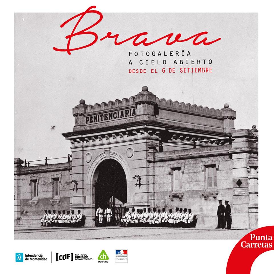 """Te invitamos a visitar la Exposición """"Brava: Memoria fotográfica de Punta de las Carretas. 25 años de Punta Carretas Shopping"""", muestra fotográfica que se llevará a cabo a partir del 6 de setiembre de 2019 en la explanada del shopping."""