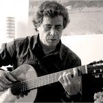 Carlos Moscardini en la Usina del Arte