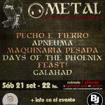 BJ METAL: La Noche de Amarok II