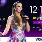 Montevideo recibe a Ivete Sangalo