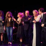 Cary – Navarro – Prada – Navarro junto a la Filarmónica en: Raíces. Un tributo a la música.