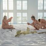«Coreografías de Sal» en Faena Art Center