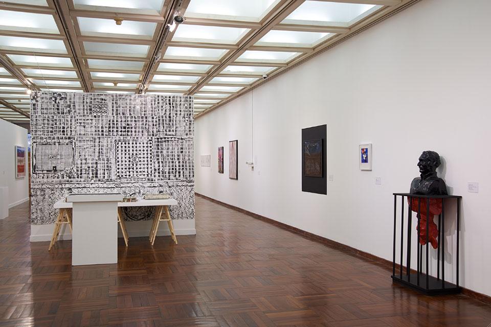 TABARES 30 AÑOS Y UNA ANTOLOGÍA - Museo Nacional de Artes Visuales MNAV Setiembre 2019