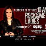 10 AÑOS DEL ROCK & METAL LADIES