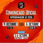 Cosquín Rock Uruguay – Reprogramación de fecha