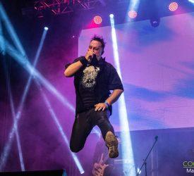 Reviví en imágenes el Cosquín Rock Uruguay 2019