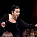 Yeny Delgado dirigirá la Orquesta Filarmónica