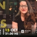 """Jhoanna Duarte presentará canciones de """"Ventanas"""" Con una voz poderosa, sutil, versátil, que cautiva a quien la escuche, Jhoanna Duarte presentará canciones de su próximo disco titulado """"Ventanas"""", más algunas versiones de su disco debut """"Nómade""""."""