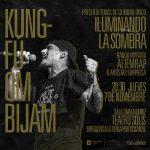 """Kung-Fú OmBijam adelanta """"Iluminando la sombra"""" en el Teatro Solís"""