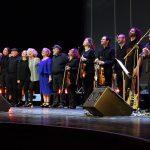 Laura Canoura festejó sus 40 años de trayectoria