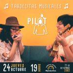 PiLót y Pitufo Lombardo en Tardecitas Musicales