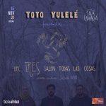 TOTO YULELÉ  DEL TRES SALEN TODAS LAS COSAS
