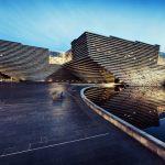 Descubriendo museos V&A Dundee