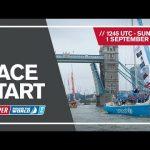 El velero Punta del Este comenzó la regata alrededor del mundo Clipper Race 2019
