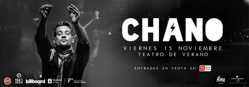 CHANO EN MONTEVIDEO