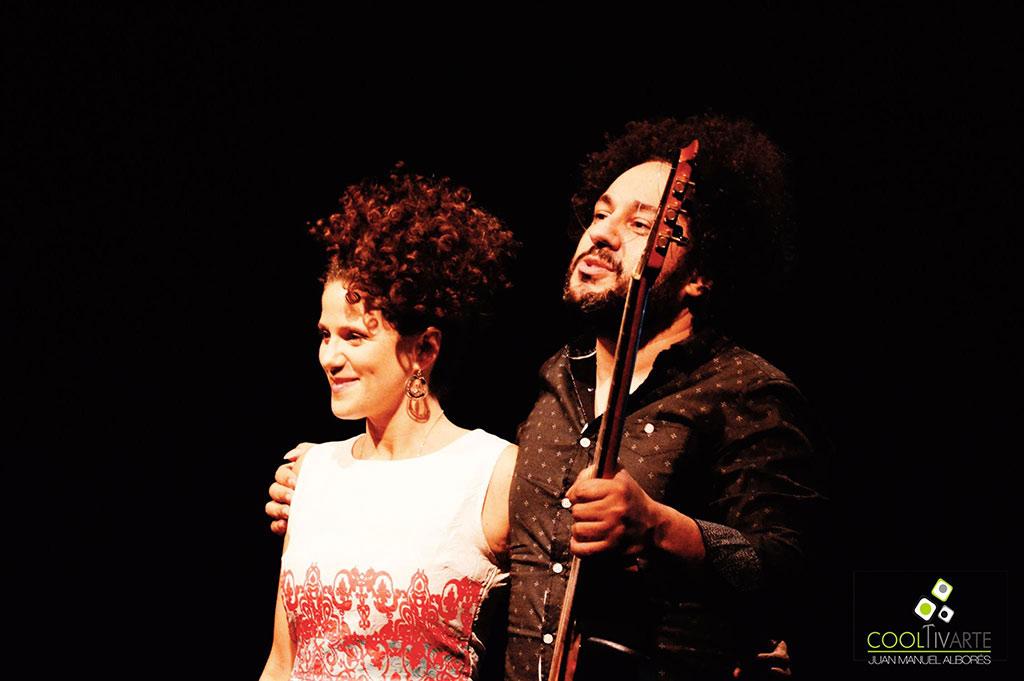 Cyrille Aimée - Teatro Solís - 13 de Noviembre de 2019 - Foto © Juan Manuel Alborés - www.cooltivarte.com