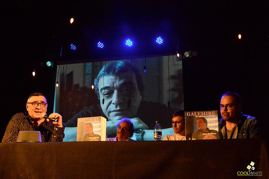 PRESENTACIÓN DEL LIBRO GALEMIRE – SU MÚSICA Y SU TIEMPO DE EDUARDO RIVERO - Sala Camacuá - 27 de Noviembre de 2019 - Foto © Federico Meneses www.cooltivarte.com