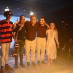 LOS PALOS + X HORA X DIA X MES en Teatro Ducon