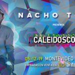 NACHO TOSO  presenta su show CALEIDOSCOPIO