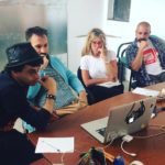 Slideluck Montevideo – artistas y colectivos de 8 países seleccionados