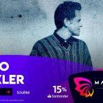 Diego Drexler en Magnolio Sala continúa presentando «Pampero»