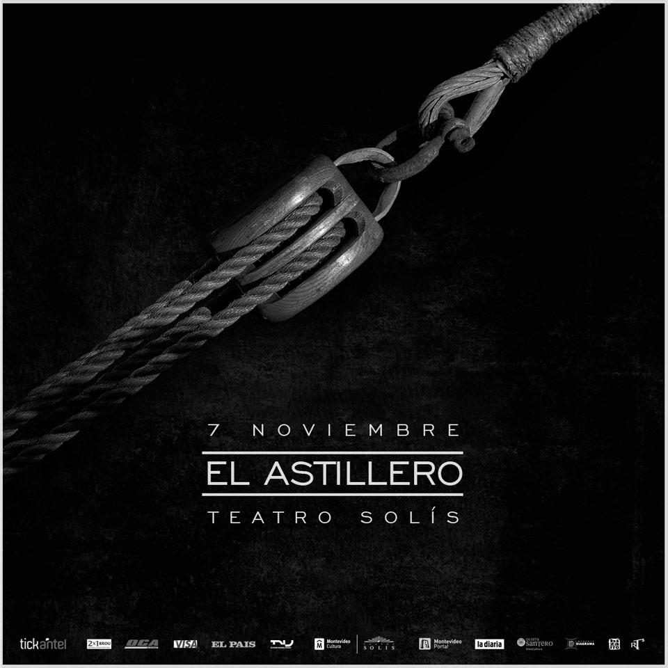 El astillero 7/11/19 Teatro Solís