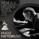 Hugo Fattoruso premio trayectoria musical Latin GRAMMYs