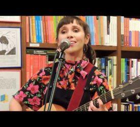 Marcella Ceraolo en Letra & Música en Mundos Invisibles # 6