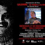 Presentación del libro 'Galemire – Su música y su tiempo' de Eduardo Rivero