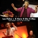 LOS PALOS + X HORA X DIA X MES JUEVES 2I de noviembre, 2I horas en Teatro DUCON (Durazno y Convención) Entradas $300